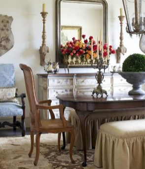 Marvelous French Country Dinning Room Table Design06