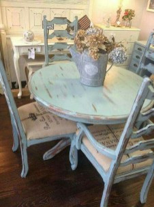 Marvelous French Country Dinning Room Table Design20