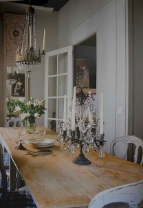 Marvelous French Country Dinning Room Table Design21