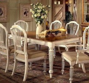 Marvelous French Country Dinning Room Table Design28