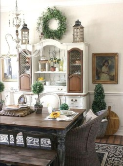 Marvelous French Country Dinning Room Table Design32