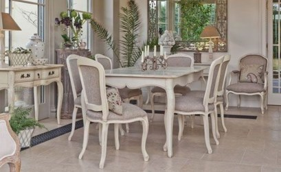 Marvelous French Country Dinning Room Table Design38