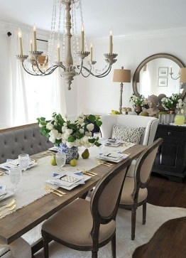 Marvelous French Country Dinning Room Table Design42