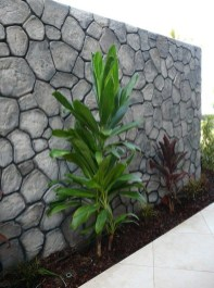 Marvelous Rock Stone For Your Frontyard11