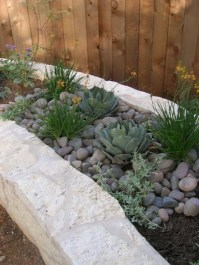 Marvelous Rock Stone For Your Frontyard12
