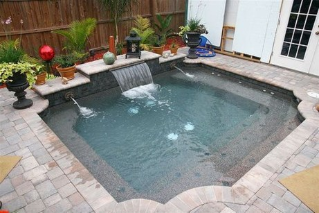 Marvelous Small Swimming Pool Ideas28
