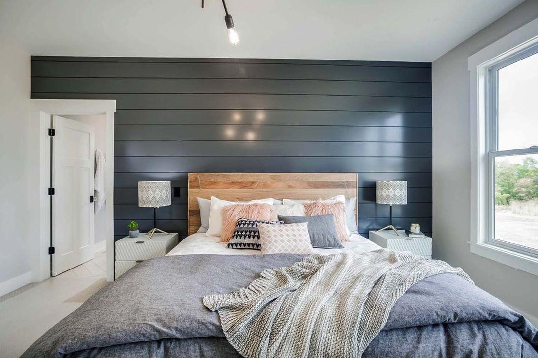 Modern Farmhouse Bedroom Ideas31