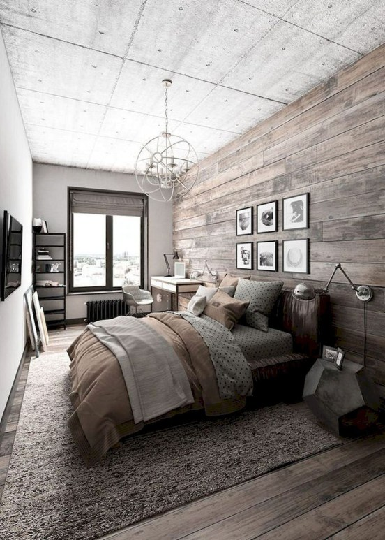 Modern Farmhouse Bedroom Ideas36
