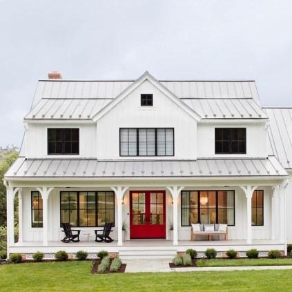 Modern Farmhouse Exterior Design03