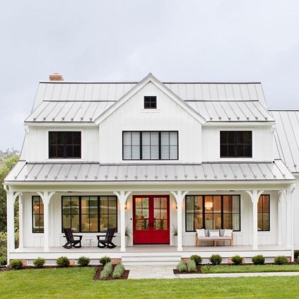 Modern Farmhouse Exterior Design03