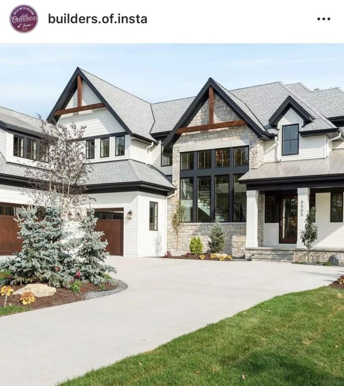 Modern Farmhouse Exterior Design13