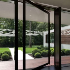 Modern Glass Wall Design06