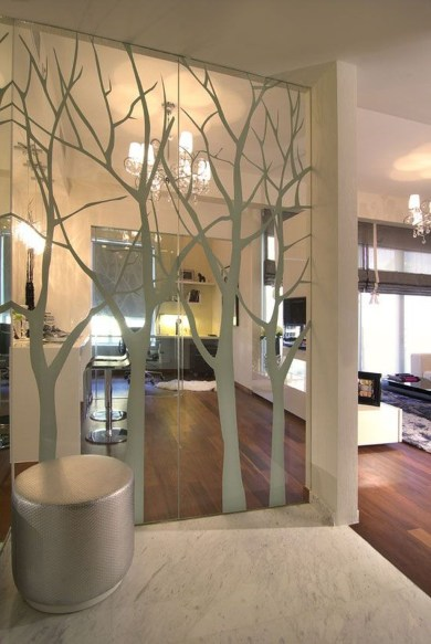Modern Glass Wall Design16