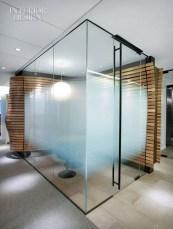 Modern Glass Wall Design21