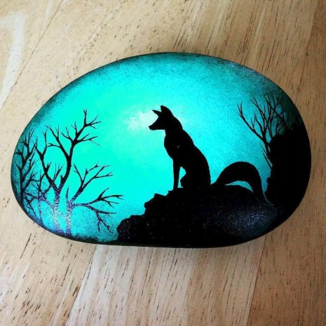 Smart Painted Rock Ideas31