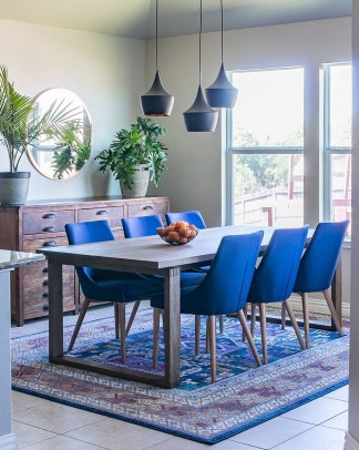 Stunning Plant For Your Dinning Room Ideas15