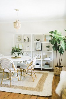 Stunning Plant For Your Dinning Room Ideas23