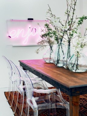 Stunning Plant For Your Dinning Room Ideas32