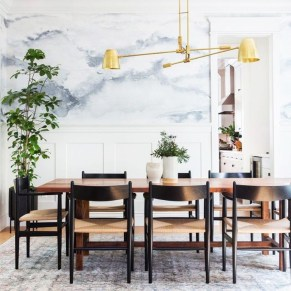 Stunning Plant For Your Dinning Room Ideas38