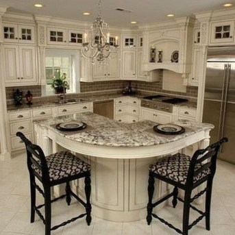 Stunning White Kitchen Ideas33