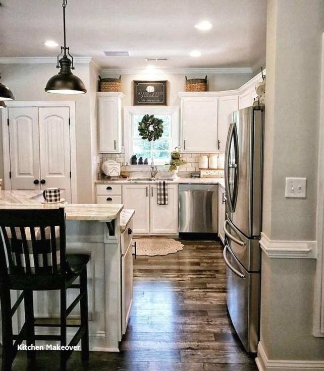 Stunning White Kitchen Ideas36