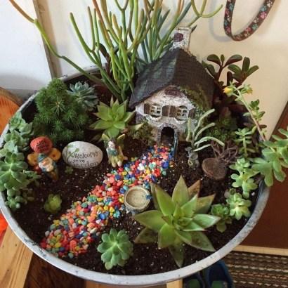 Beautiful Fairy Garden Ideas07