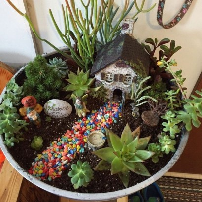 Beautiful Fairy Garden Ideas07