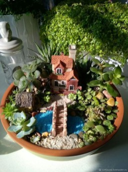 Beautiful Fairy Garden Ideas17