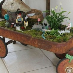 Beautiful Fairy Garden Ideas18