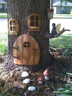 Beautiful Fairy Garden Ideas24