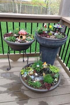 Beautiful Fairy Garden Ideas35