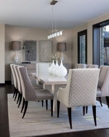 Best Modern Dining Room Decoration Ideas20