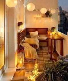 Comfy Apartment Balcony Decorating08