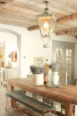 Stunning Country Dining Room Design Ideas06