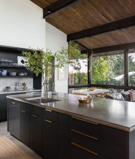 Amazing Modern Mid Century Kitchen Remodel40
