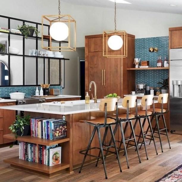 Amazing Modern Mid Century Kitchen Remodel41