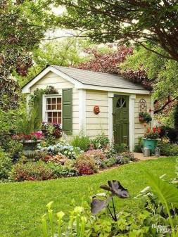 Awesome Comfy Backyard Studio Ideas03