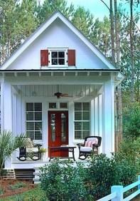 Awesome Comfy Backyard Studio Ideas13
