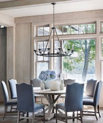 Awesome Country Dining Room Table Decor Ideas10