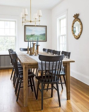 Awesome Country Dining Room Table Decor Ideas31