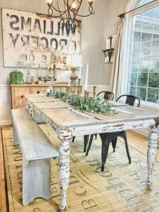 Awesome Dining Room Table Decor Ideas19