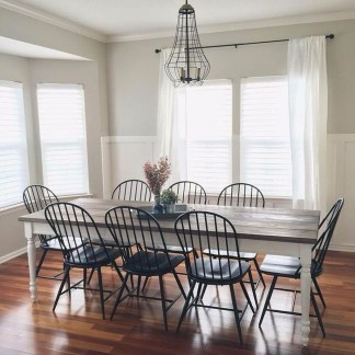 Awesome Dining Room Table Decor Ideas33