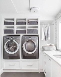 Beautiful Laundry Room Tile Design05