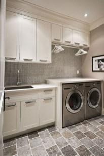 Beautiful Laundry Room Tile Design23