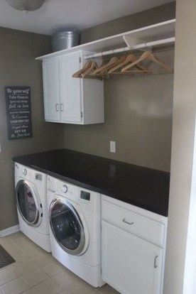 Beautiful Laundry Room Tile Design33