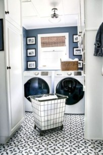 Beautiful Laundry Room Tile Design38