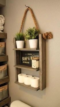 Best Farmhouse Bathroom Remodel31
