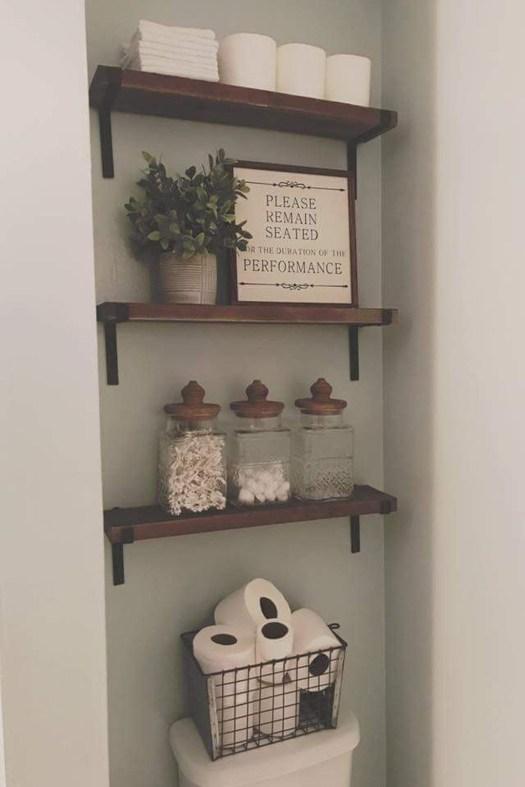Best Farmhouse Bathroom Remodel42