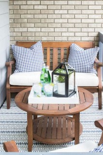Exciting Small Balcony Decorating For Farmhouse01