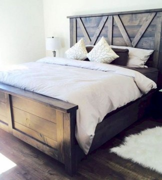 Lovely Urban Farmhouse Master Bedroom Remodel Ideas24